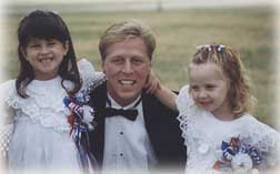 Mr USA and Daughters