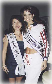 Mrs Ohio and Mrs USA